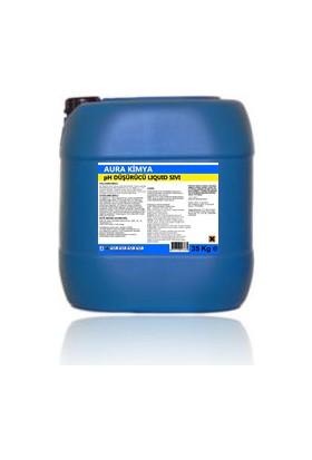 Aura Sıvı pH düşürücü 35 Kg Havuz Kimyasalları