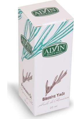 Alvin Biberiye Yağı