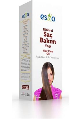 Esila Bitkisel Saç Bakım Yağı 100 ml