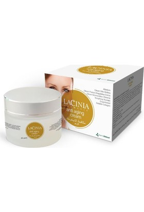 Lacinia Yaşlanma Karşıtı (Anti Aging) Krem 45 ml