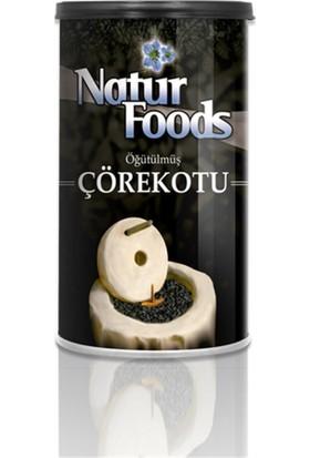 Natur Foods Öğütülmüş Çörekotu Çekirdeği