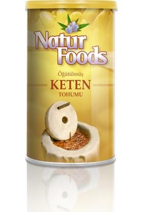 Natur Foods Öğütülmüş Keten Tohumu