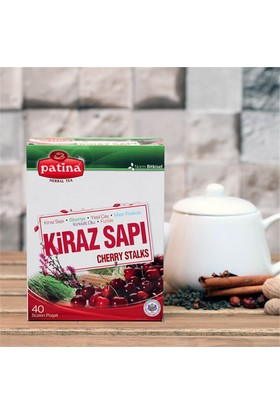 Patina Kiraz Saplı Karışık Bitkisel Çay