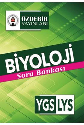 YGS LYS Biyoloji Soru Bankası Özdebir Yayınları