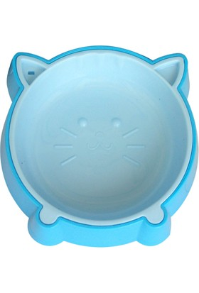 Catıa Plastik Kedi Maması Kabı