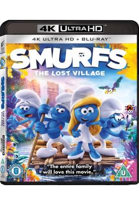 Smurfs: Lost Vıllage – Şirinler Kayıp Köy 4K+2D Blu Ray Dısc