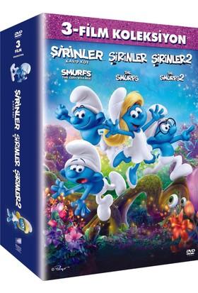 Şirinler Boxset Dvd
