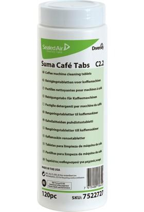 Suma Cafe Tabs Kahve Makinesi Temizleme Tableti 0.48 kg