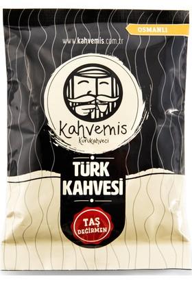 Kahvemis Osmanlı Türk Kahvesi 100 gr Folyo Ambalaj