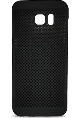 XTab Samsung Galaxy S7 Edge Sert Delikli Tasarım Kılıf