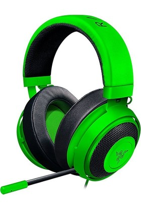 Razer Kraken Pro V2 Green - Oval Kulaküstü Oyuncu Kulaklık