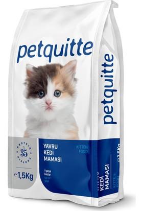 Petquitte Yavru Kedi Maması 1,5 Kg