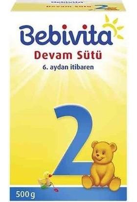 Bebivita 2 Devam Sütü 500 gr