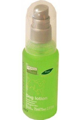 Greenfields Lotion Apple&Mint Elma ve Nane Aromalı Köpek Parfümü 75 ml