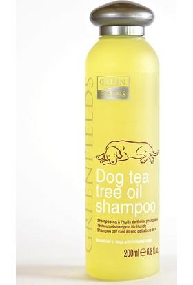 Greenfields Tea Tree Oil Çay Ağacı Özlü Köpek Şampuanı 200 ml