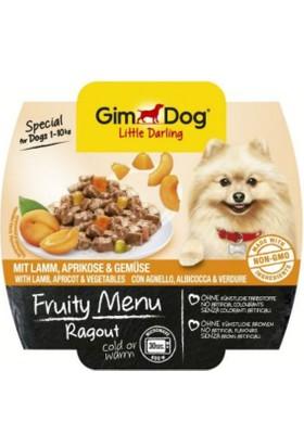 Gimdog Fruity Ezme Kuzu Eti, Kayısı ve Sebzeli Köpek Konservesi 100 gr