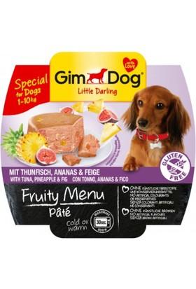Gimdog Fruity Ezme Ton Balıklı, Ananas ve İncirli Köpek Konservesi 100 gr