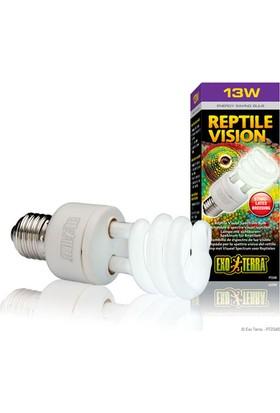 Exo Terra Reptile Vision Sürüngen Lambası 13 watt