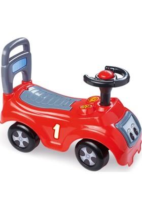 Dolu 8020 Bingit Araba Kırmızı