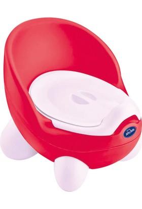 Sevi Bebe Sevimli Lazımlık - Kırmızı