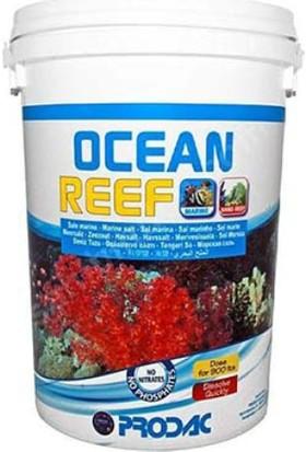 Prodac Ocean Reef Salt Resif Deniz Akvaryum Tuzu 900 lt 30 kg