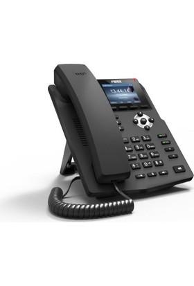 Fanvil X3S Renkli Ekran Ip Telefon