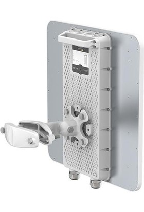Ligowave 5-23 Rapidfire 5 Ghz Mimo, 750 Mbps, 2Xgigabit Ethernet Arayüz Portlu, 23 Dbi Dahili Ve Yönlü Panel Çift Kutuplu Antenli Kablosuz Bridge