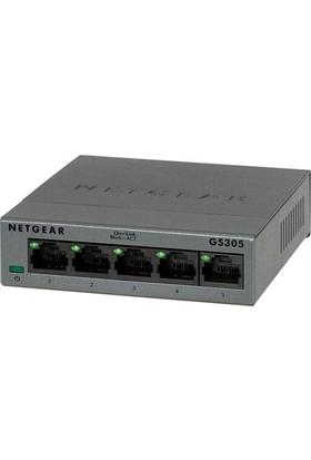 NetGear Gs305-100Pes 5 Portlu 10/100/1000 Prosafe Gigabit Tak-Çalıştır Switch