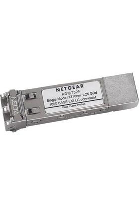 NetGear Agm732F 1000Base-Lx Fibre Sfp Gbıc Module, Long Range 10Km İn 9/125µm Single Mode Fiber