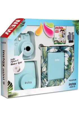 Fujifilm Instax Mini 9 Kit Ice