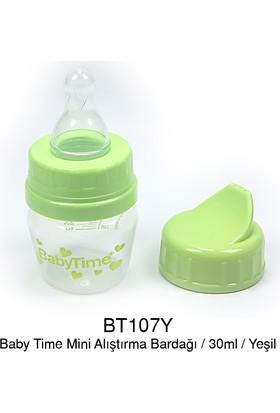 BabyTime Mini Alıştırma Bardağı - Yeşil