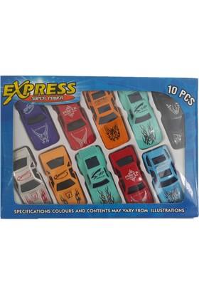 Express 10 Prça Oyuncak Araba