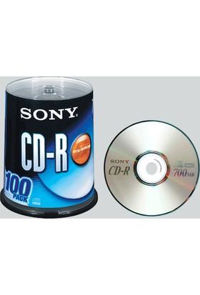 Sony Boş Cd R700 Mb