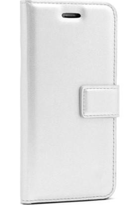 Case Man Apple iPhone 6S Plus Kartvizit Ve Standlı Algos Kapaklı Cüzdan Kılıf + Cep Bakım Kiti