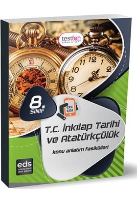 8.Sınıf-T.C. İnkılap Tarihi Ve Atatürkçülük Konu Anlatım Föyleri (43 Föy)