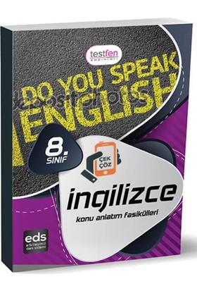 8.Sınıf-İngilizce Konu Anlatım Föyleri (39 Föy)
