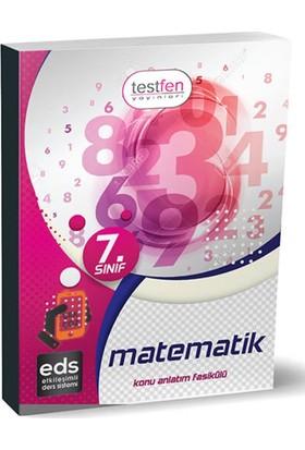 7.Sınıf-Matematik Konu Anlatım Föyleri (40 Föy)