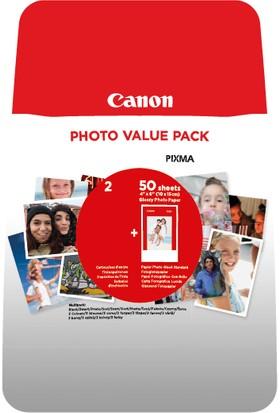 Canon PG-46 CL-56 Fotoğraf Kağıdı