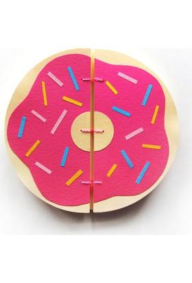 Palas Pandıras Donut Defter