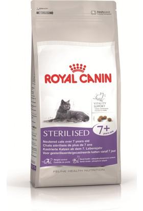 Royal Canin Sterilised +7 Kısırlaştırılmış Yaşlı Kedi Maması 3,5 Kg.