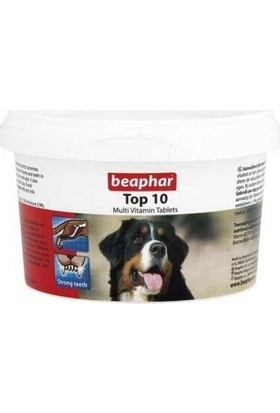 Beaphar Top 10 Köpek Vitamini 180 Tablet
