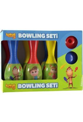 Kukuli Bowling Seti +3 Yaş