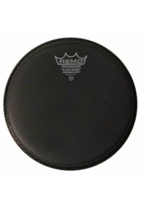 Remo 10'' Yağlı/Black Suede Tom Derisi