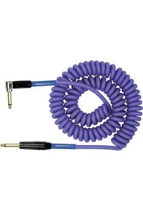 Kirlin IMK182BFGL10MBLF 10mt Spiral Gitar Kablosu