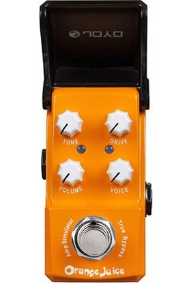 Joyo JF310 Orange Juice Orange Tipi Amp Simulator