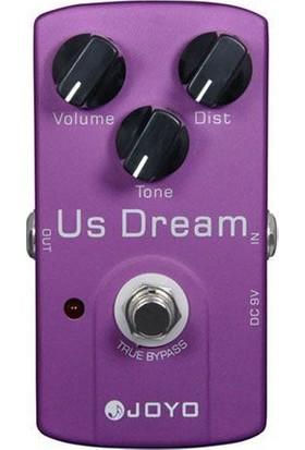 Joyo JF34 US Dream Efekt Pedalı