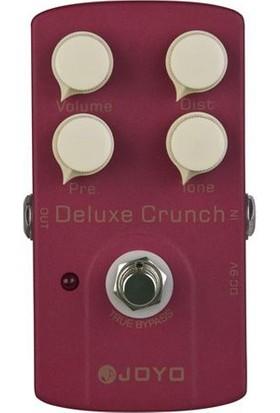 Joyo JF39 Deluxe Crunch Gitar Pedalı