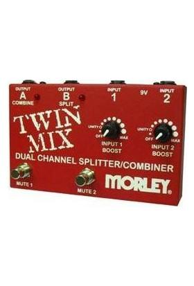 Morley TWINMIX Mixer/Combiner Pedal