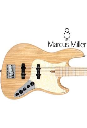 S. Marcus Miller V7 Ash 4 Tel Jazz Bas Gitar NT