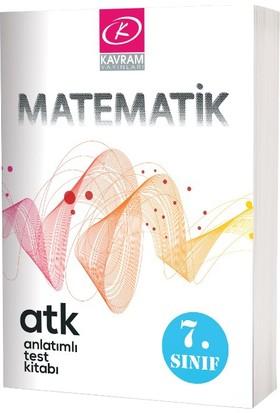 7. Sınıf Matematik Anlatımlı Test Kitabı